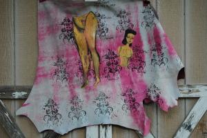 tinaw barbie patent pink